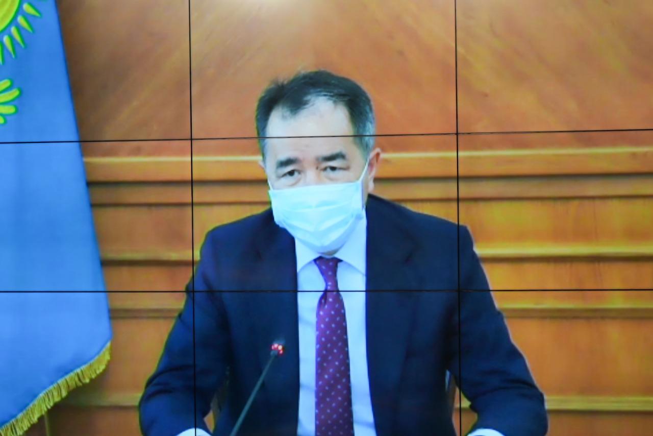 Количество симптомных больных КВИ за неделю увеличилось в 1,5 раза в Алматы