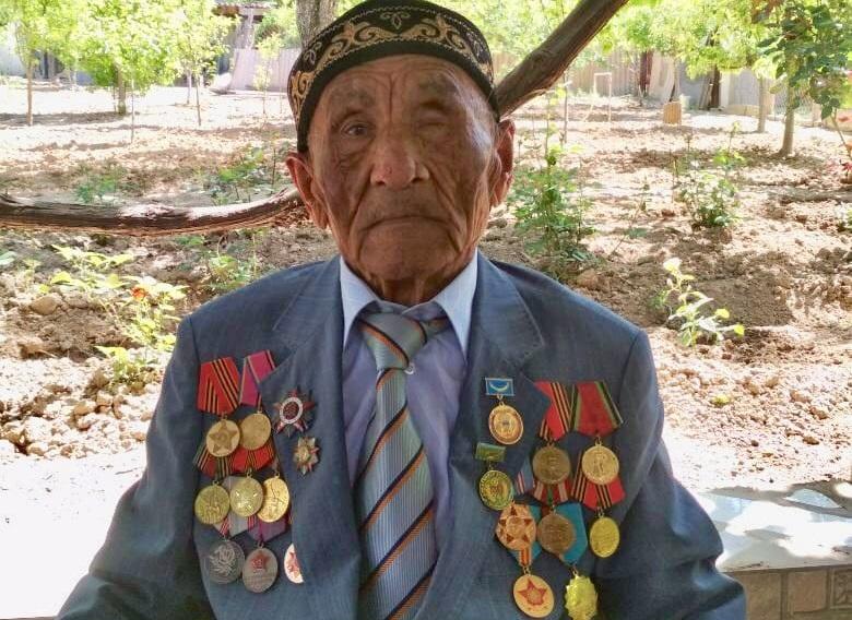 100-летний ветеран ВОВ остался без внимания и выплат ко Дню Победы в Туркестанской области