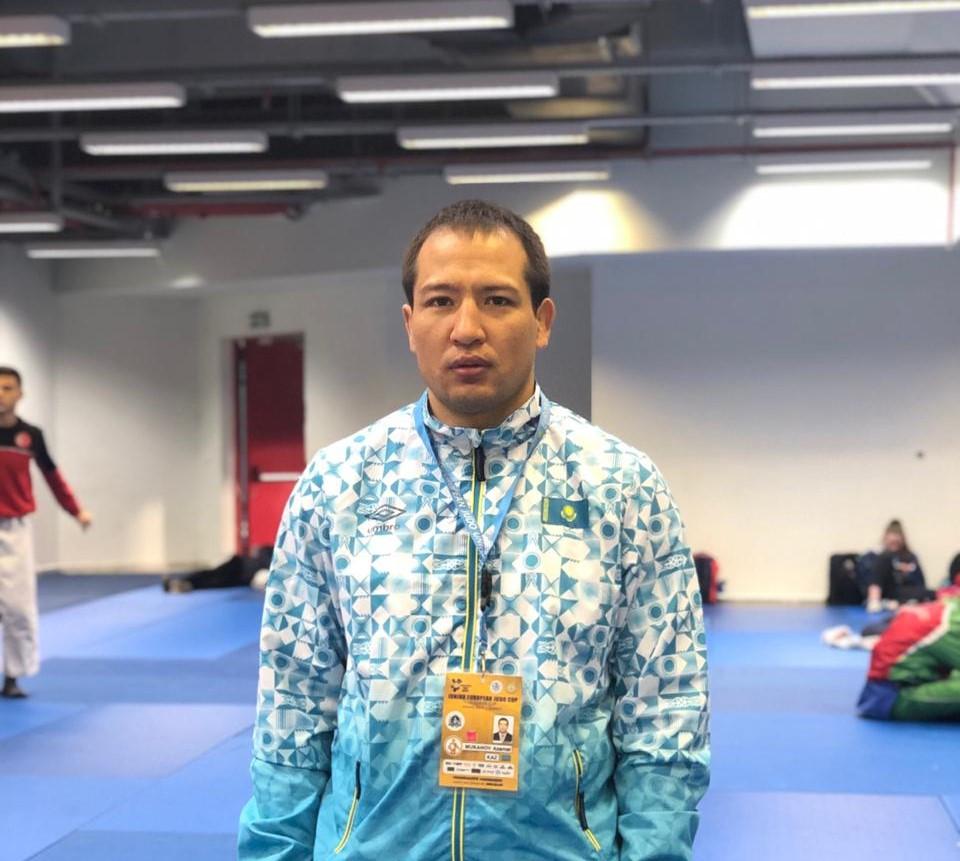 Как выступили казахстанцы на молодежном Кубке Европы по дзюдо