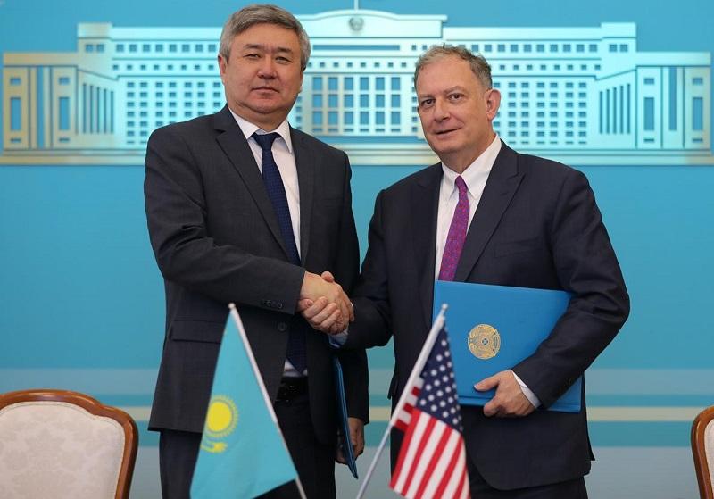 США и Казахстан намерены укреплять энергетическое сотрудничество