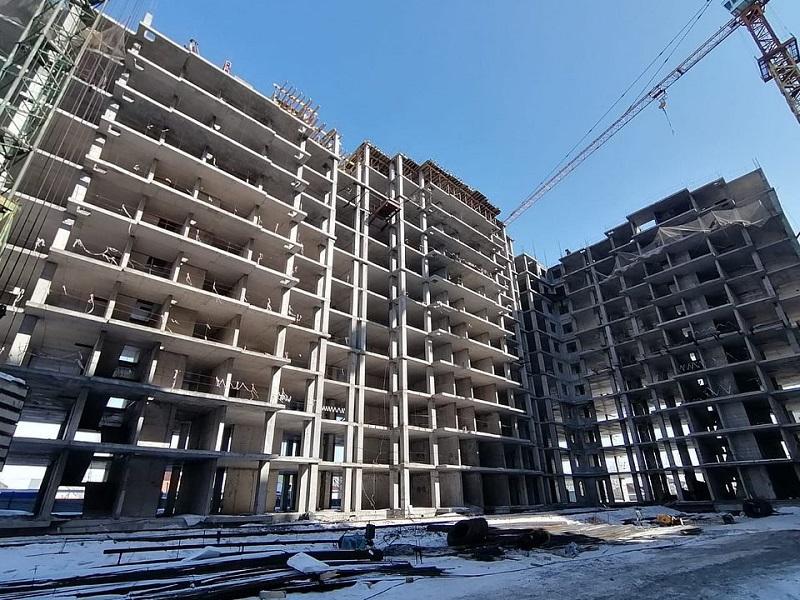 «Проблемный ЖК «Жеті жол» завершим в этом году» – замакима столицы