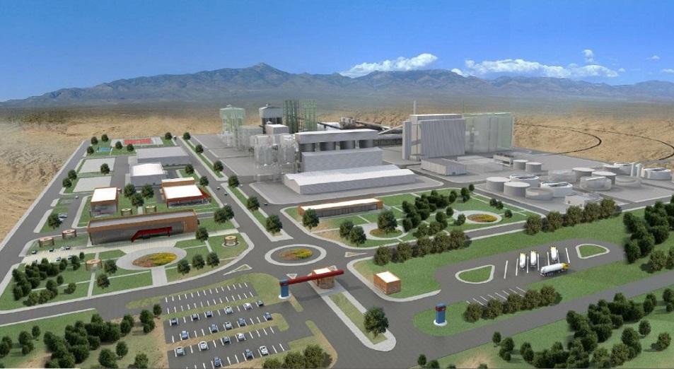 Yildirim Holding начинает строительство первого в Казахстане завода по производству кальцинированной соды
