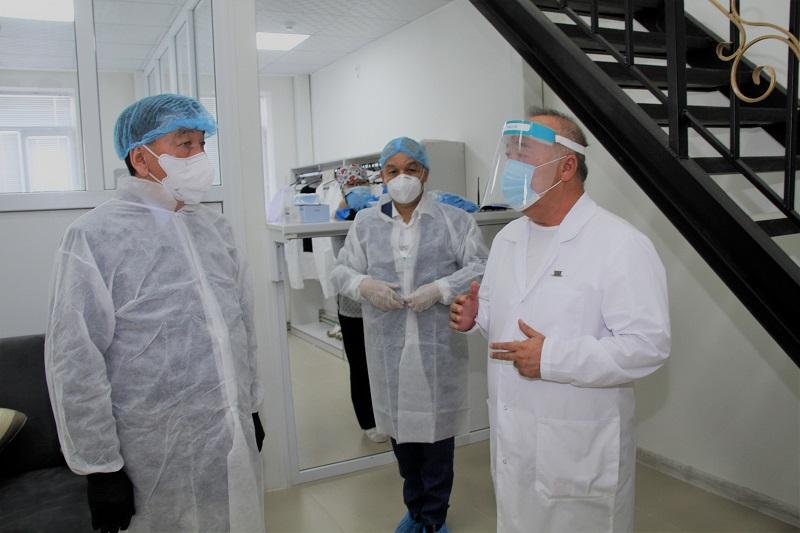 2,6 млрд тенге выделил КМГ на борьбу с пандемией коронавируса