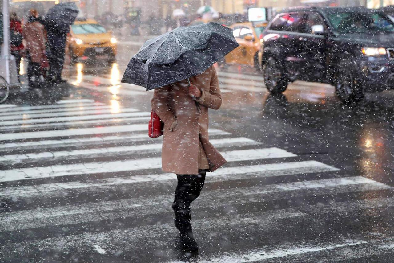 Ненастная погода ждет казахстанцев на эти выходные