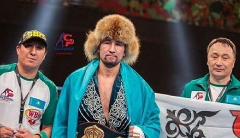 Казахстанский боксер вплотную приблизился к первой строчке рейтинга WBA