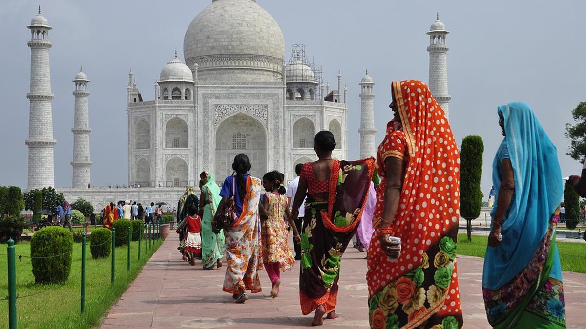 В Индии открывают исторические памятники и музеи