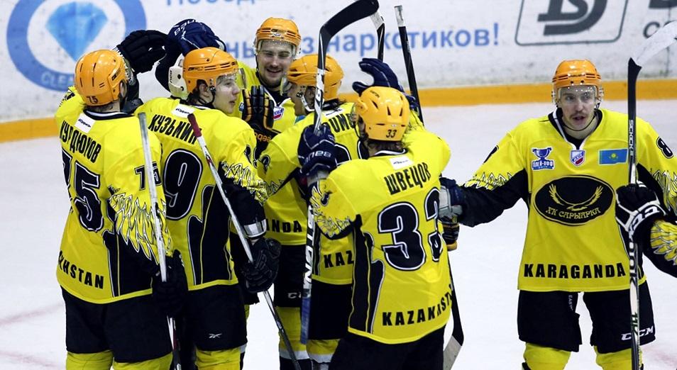 Чемпионат Казахстана: «Сарыарка» сохранила за собой третье место