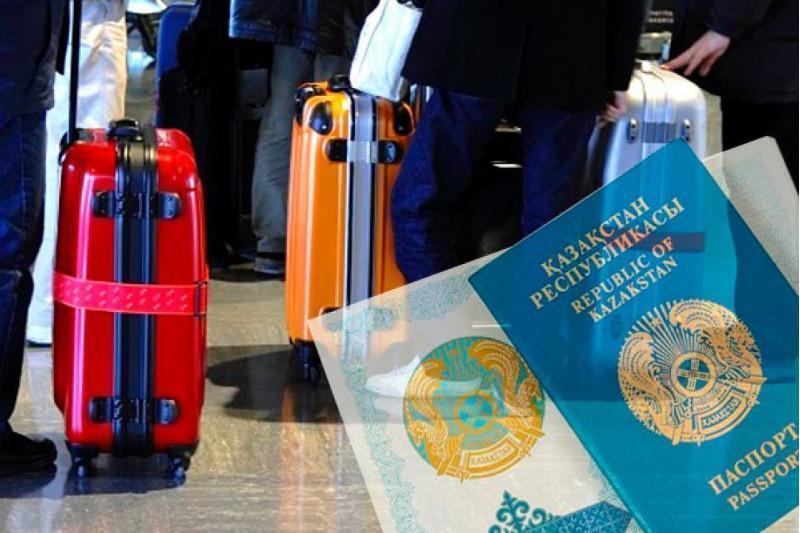 Сколько этнических казахов получили статус кандаса с начала 2021 года