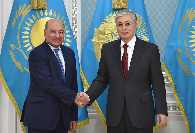 Токаев и глава ЕБРР Чакрабарти обсудили влияние коронавируса на мировую экономику
