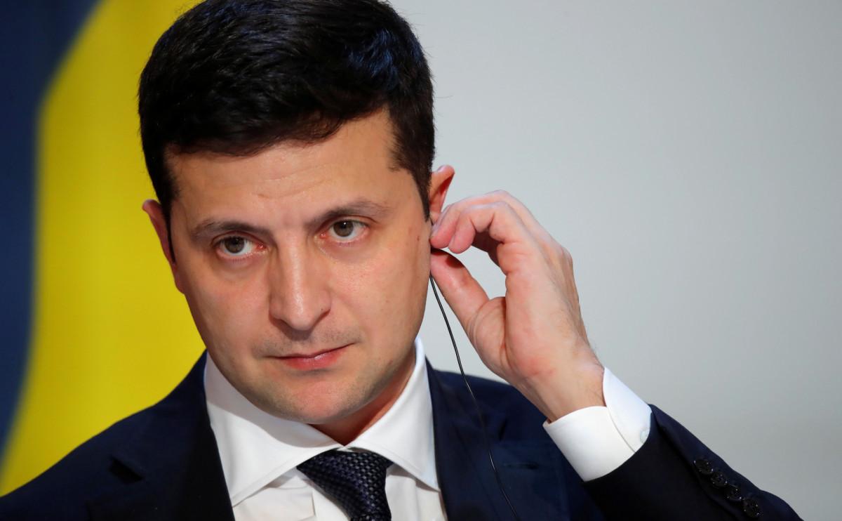 Зеленский Путинді Донбаста кездесуге шақырды