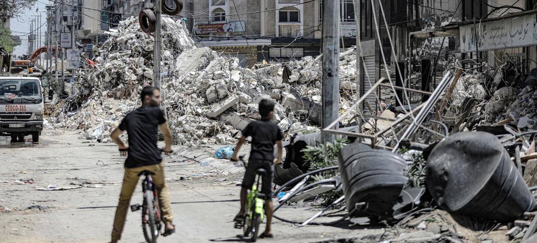 11 казахстанцев эвакуированы из сектора Газа