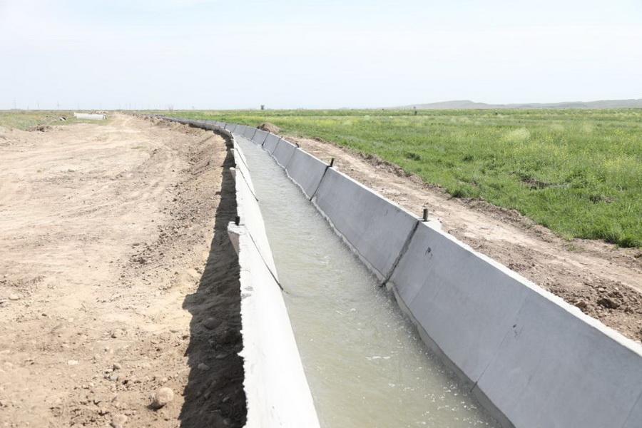 В Жамбылской области намерены восстановить более 51 га орошаемых земель