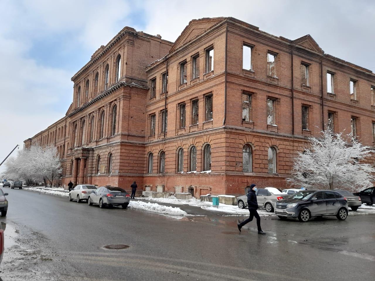 """Старинное здание в Семее """"трогать"""" не будут"""