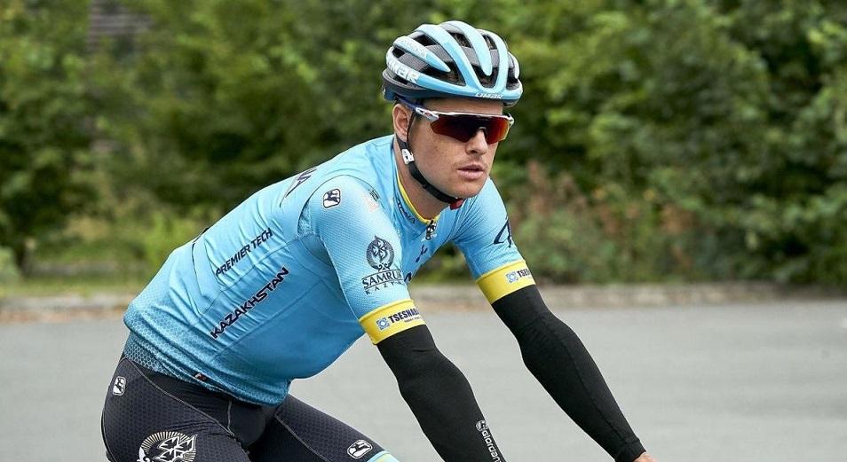 «Астана» стала недосягаемой для соперников на Giro d'Italia
