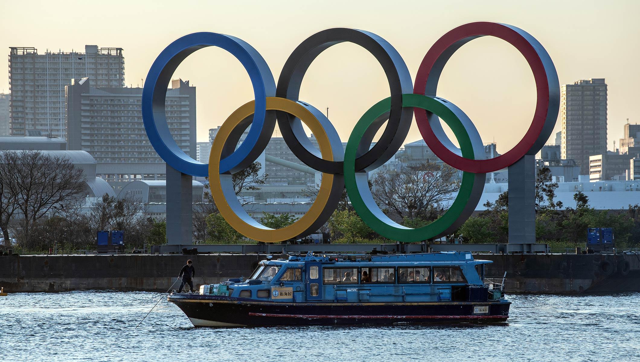 Япония изучает вопрос о допуске зрителей на соревнования токийской Олимпиады
