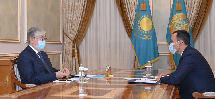 Мәулен Әшімбаев Президентке әзірленіп жатқан заң жобалары жайлы баяндады