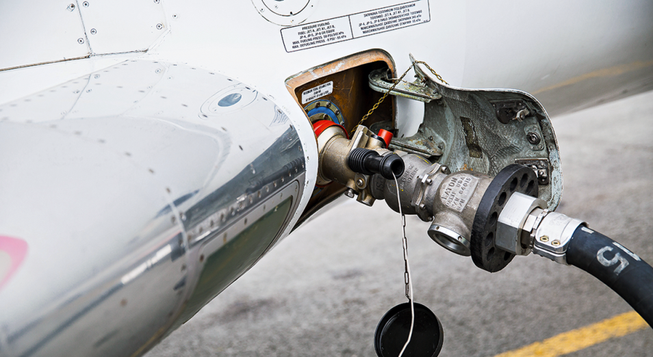 КазМунайГаз опроверг информацию о дефиците авиатоплива