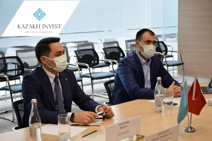Турецкая компания планирует производство серного бентонита на западе Казахстана