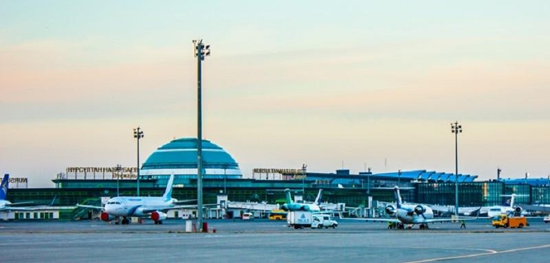 """Режим """"открытого неба"""" ввел Казахстан для иностранных авиакомпаний"""