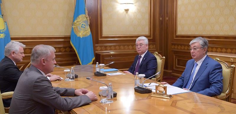 Казахстан и Белоруссия много сделали для развития ОДКБ – Президент Казахстана