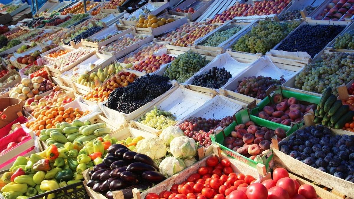 Торговцы на рынках обеспечили основной объем товарооборота в ВКО