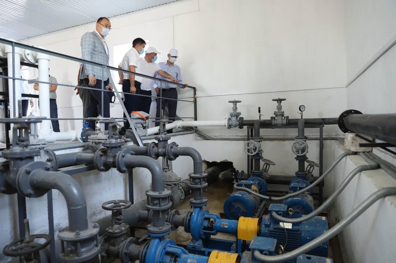 Как решается проблема питьевой воды в Мангистау