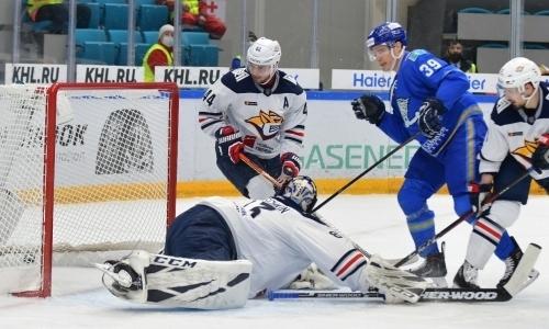 КХЛ оценила сенсационность победы «Барыса» в предновогоднем матче чемпионата