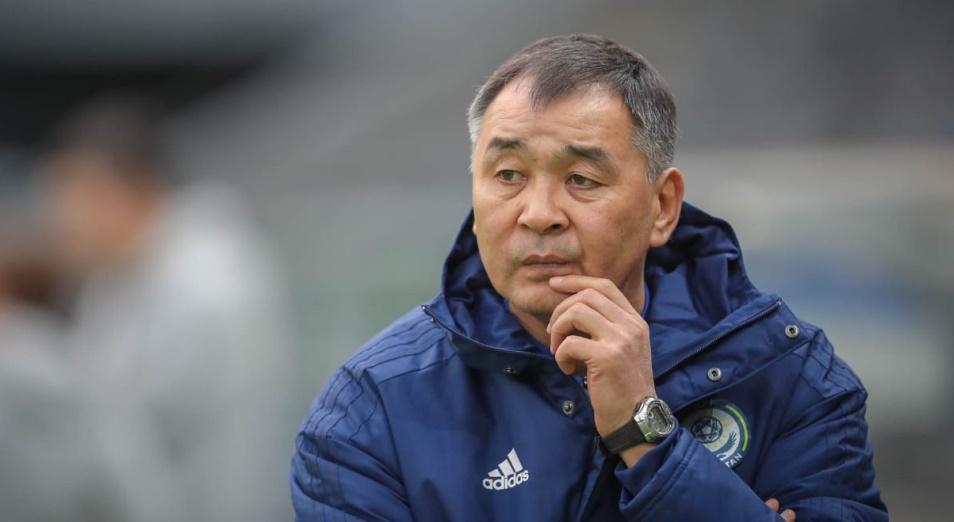 Байсуфинов: «В воскресенье на «Астана-Арене» все возможно»