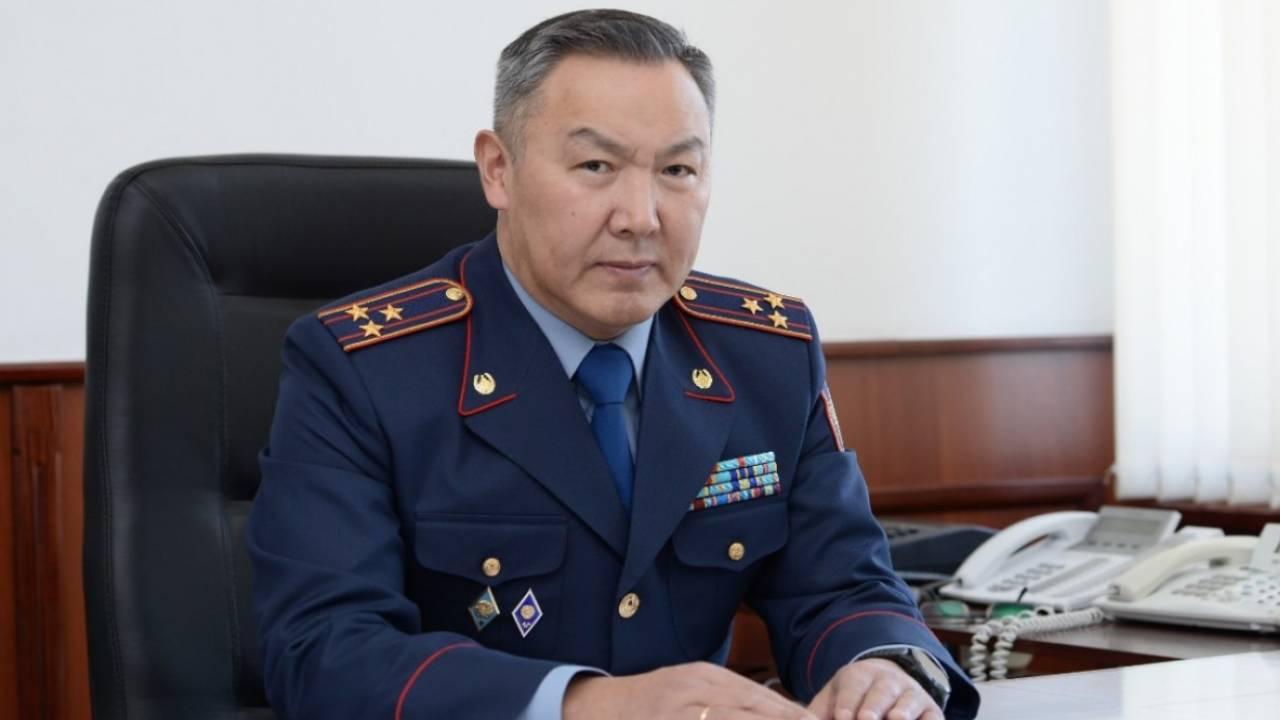 Баймукашев Мурат Калибекович