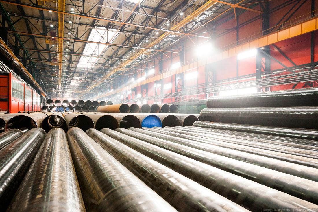 Китай планирует сократить выпуск стали в 2021 году