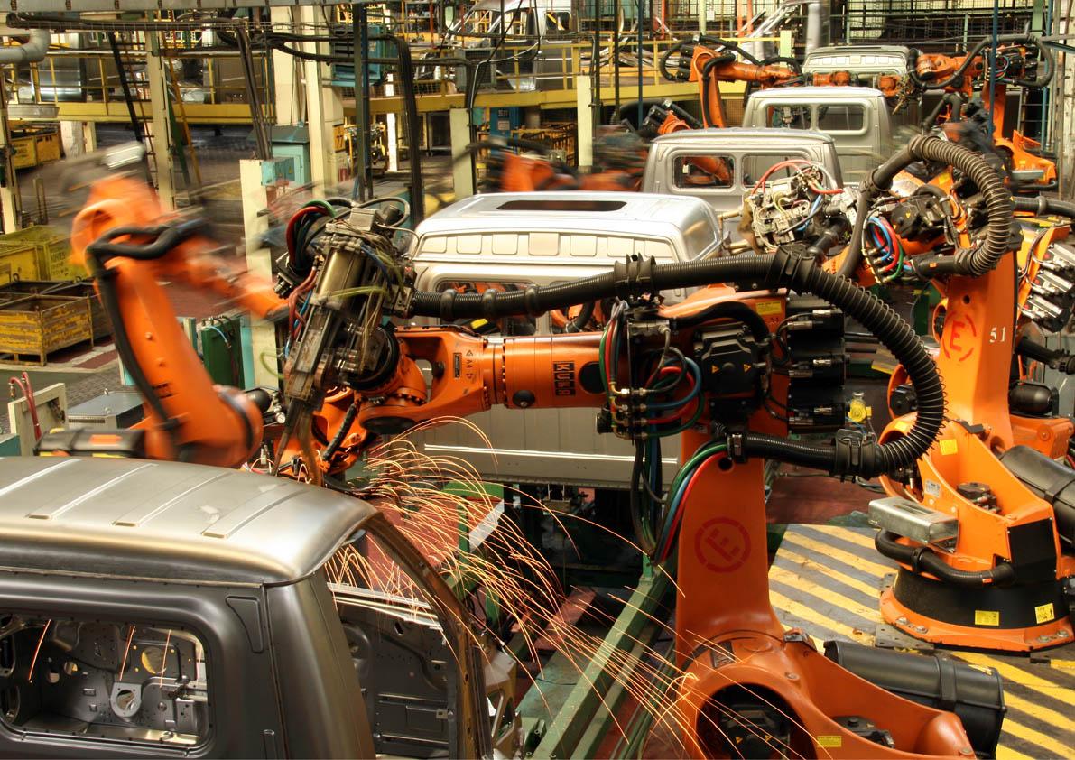 В машиностроительной промышленности Китая наблюдался рост доходов