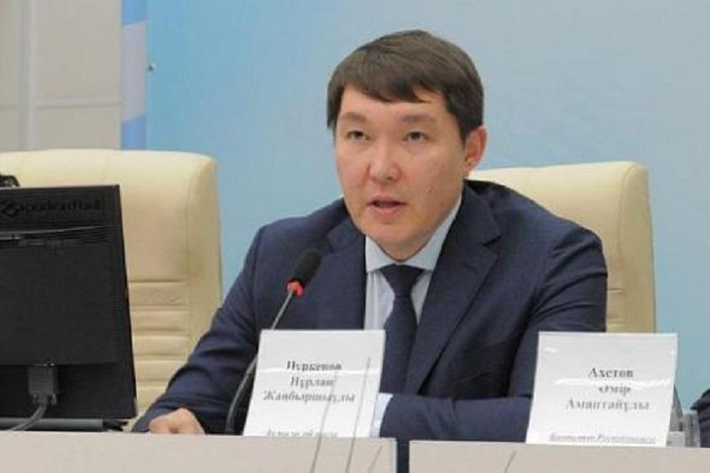 Нұрлан Нұркенов Астана әкімінің орынбасары болып тағайындалды