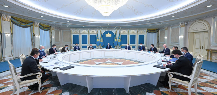 План территориального развития должен быть ориентиром для бизнеса и инвесторов – Токаев