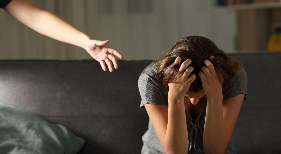 В Казахстане во время пандемии 54% пострадавших от бытового насилия – женщины