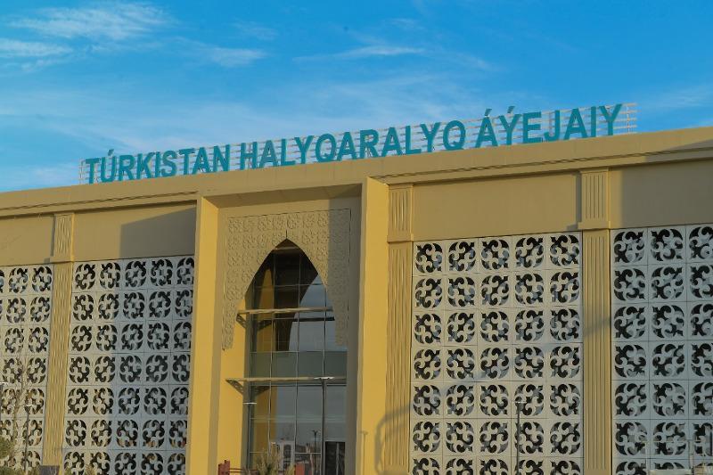 Открыт новый международный авиарейс из Туркестана в Ташкент