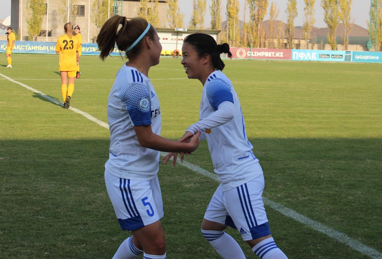 Названы даты матчей женской Лиги чемпионов с участием «БИИК-Казыгурт»