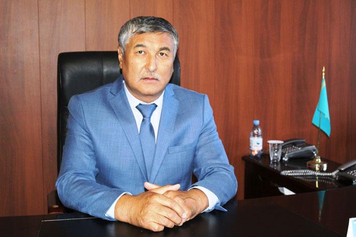 Булдыбаев Кайрат Найманбаевич