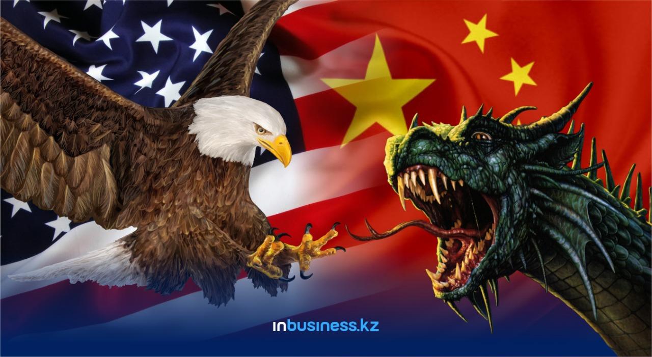 Сарапшы: Қазақстанға түбі АҚШ пен Қытайдың бірін таңдауға тура келеді