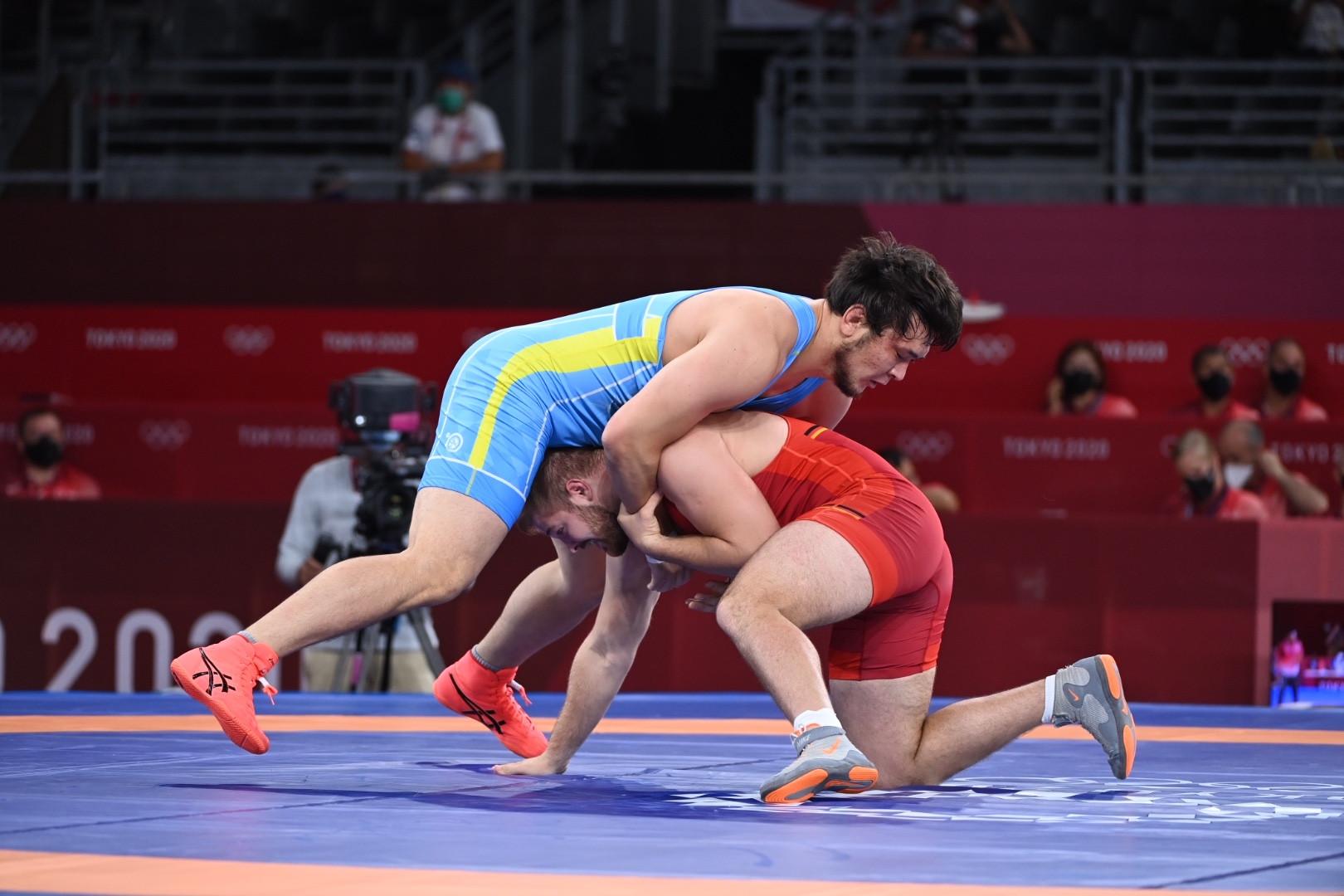 Вольная борьба на Олимпийских играх: как выступил казахстанец