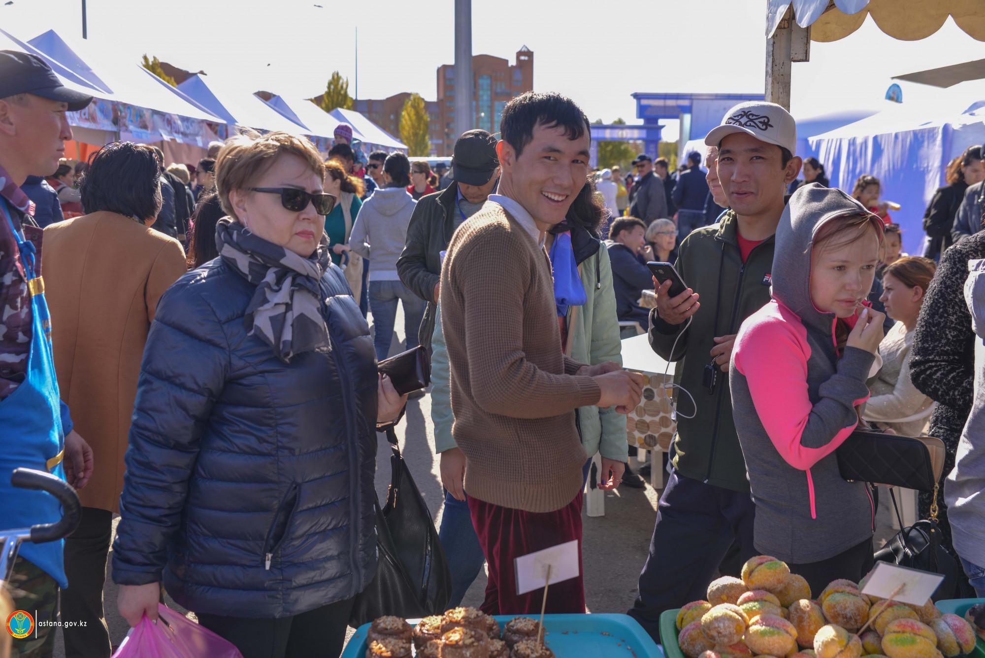 Когда в Нур-Султане пройдут сельскохозяйственные ярмарки