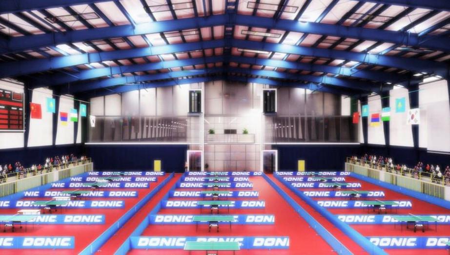 Караганда сможет принимать соревнования мирового тура ITTF