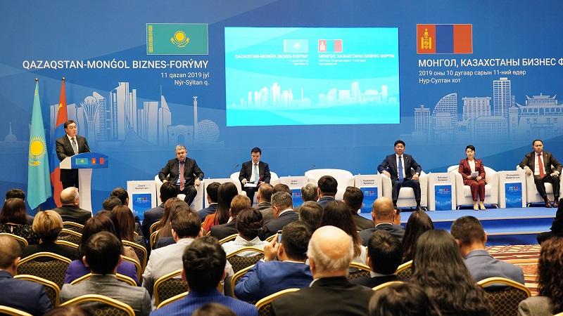 Казахстан планирует построить завод по переработке золота в Монголии