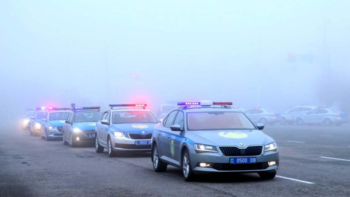 Более 500 правонарушений выявили жамбылские полицейские в праздничные дни