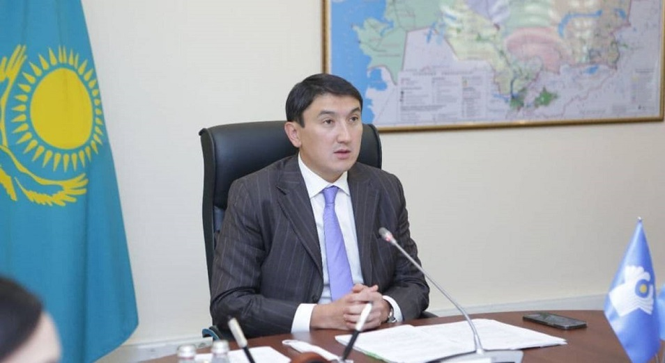 Новым министром энергетики Казахстана стал Магзум Мирзагалиев