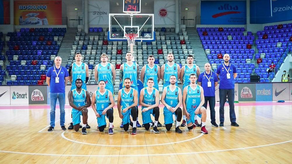 Мужская национальная команда РК по баскетболу поднялась в рейтинге FIBA