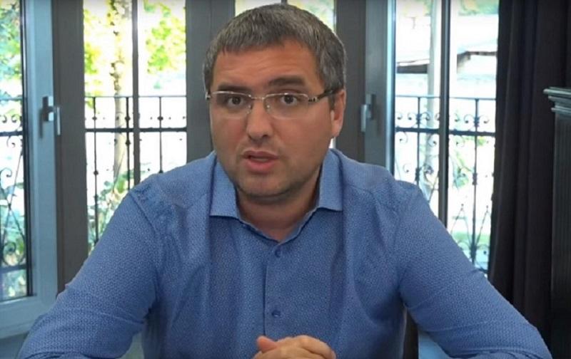 Молдавский политик Ренато Усатый вступает в борьбу за пост президента