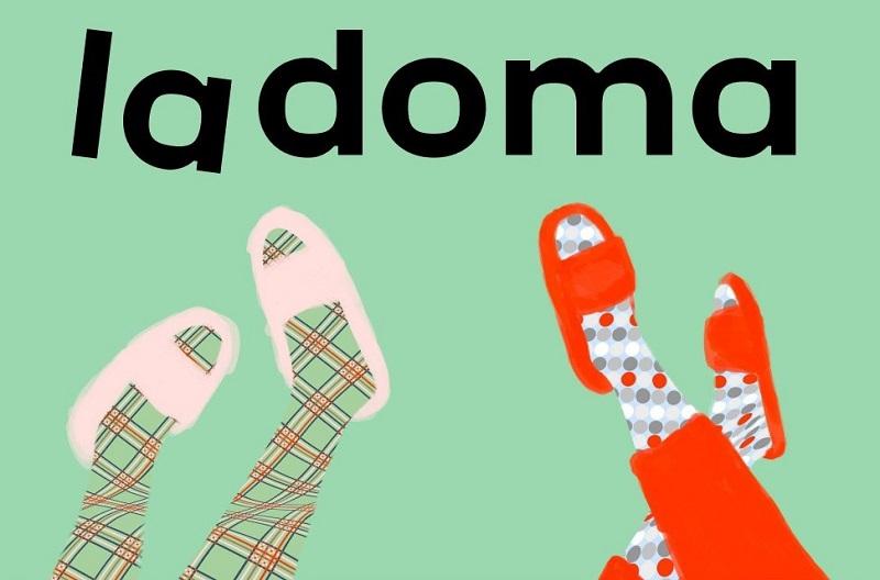 Чтобы все остались дома: Lamoda сменила логотип
