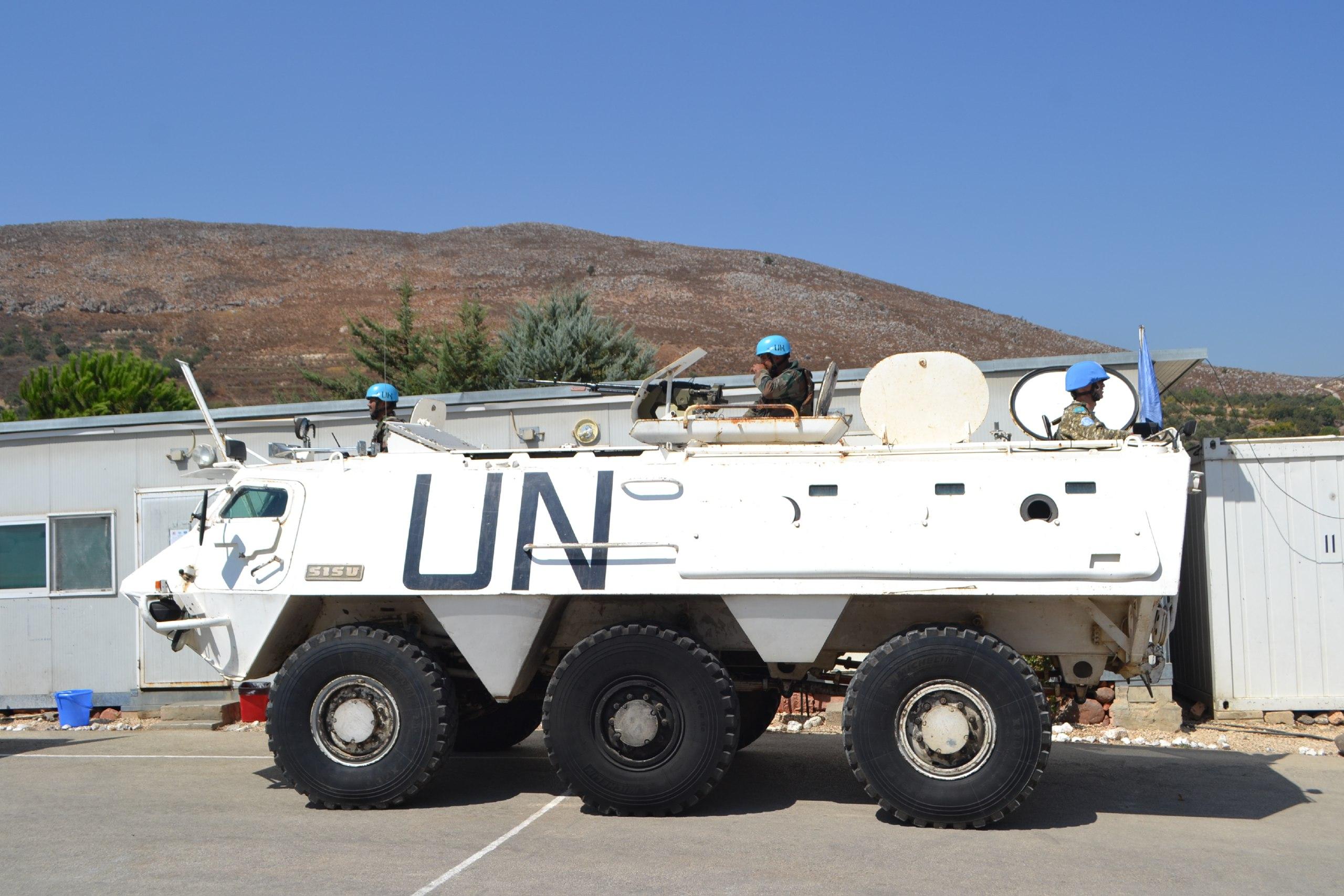 В Ливане поощрили казахстанского миротворца