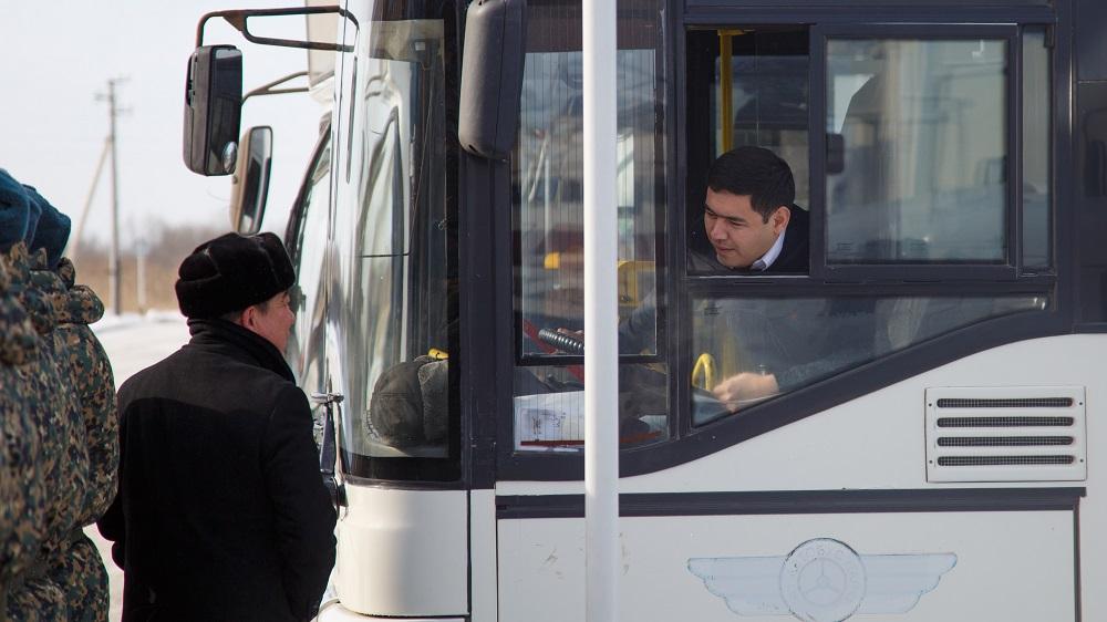 Биыл автобус парктерінің табысы көбейген