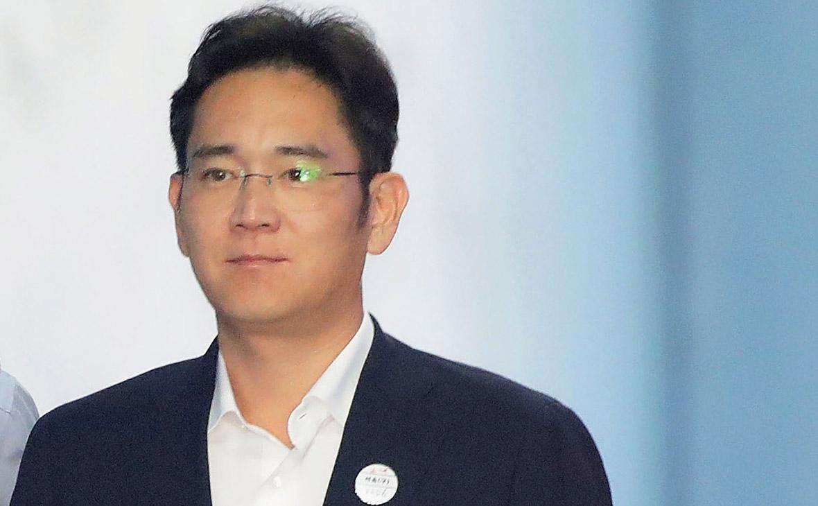 Глава Samsung решил не обжаловать приговор по делу о коррупции